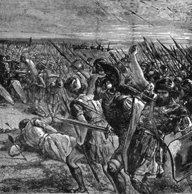 Η μάχη του Μαραθώνα-Σεπτέμβριος 490 π.Χ. 2838b-battle-of-marathon-1