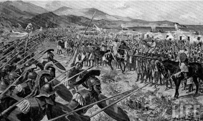 Η μάχη του Μαραθώνα-Σεπτέμβριος 490 π.Χ. Be8df-16300000081816125912866140740
