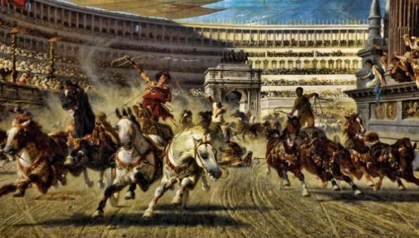 Ο Βυζαντινός ιππόδρομος...