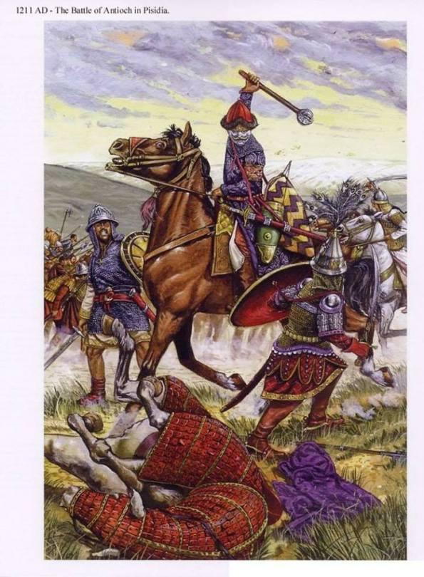 Μάχη στην Αντιόχεια του Μαιάνδρου (1211)