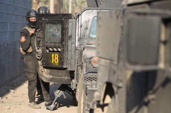 Iraq's elite counterterrorism service