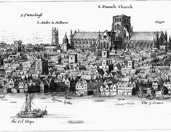 old_st-_pauls_cathedral_from_the_thames_-_project_gutenberg_etext_16531